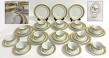 Christian Dior Luncheon Set