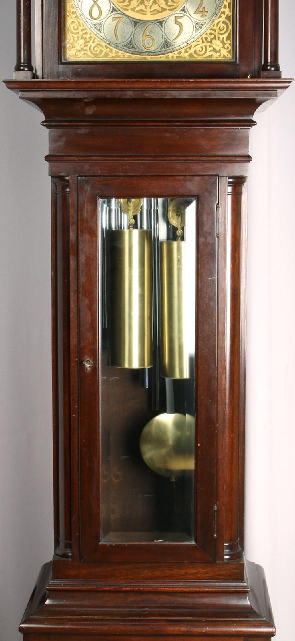 Nine Tube Herschede Grandfather Clock
