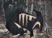 Clifton Pugh - Dance of Crows, 1960