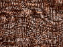 Ward, Lorna Napanangka Marrapinti Synthetic Polymer Paint on Belgian Linen 122 x 91cm 2018