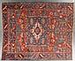 Antique Herez carpet, approx. 9.7 x 11.6