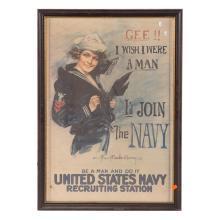 Poster, World War 1, Howard Chandler Christie