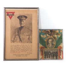 Poster, World War 1- General John Pershing