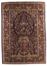 Fine Persian Keshan rug, approx. 4.9 x 6.8