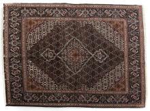 Persian Tabriz rug, approx. 4.10 x 6.7
