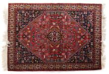 Persian Kashkai rug, approx. 4.11 x 6.6