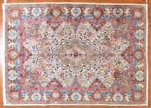 Persian Kashmar rug, approx. 8 x 11.1