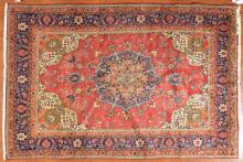 Persian Tabriz rug, approx. 6.7 x 9.10