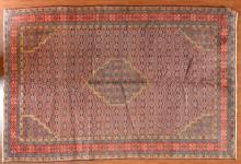 Persian Tabriz rug, approx. 6.6 x 9.8