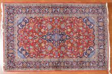 Persian Keshan rug, approx. 4.6 x 6.10