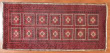 Persian Belouch rug, approx. 4.6 x 9.7