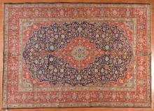 Persian Keshan carpet, approx. 9.3 x 12.2