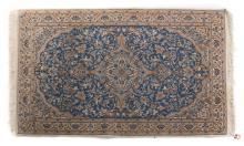 Persian Nain rug, approx. 3.10 x 6
