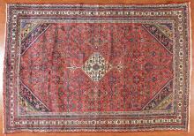 Persian Bibikabad rug, approx. 8.6 x 12.5