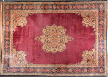 Indo Agra carpet, approx. 12.8 x 17.9