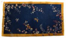Antique Fette rug, approx. 4 x 6.8