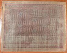 Antique Serab carpet, approx. 9.1 x 11.3
