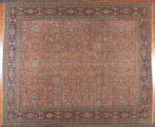 Antique Turkish Sivas carpet, approx. 12 x 14.8