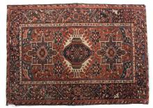 Persian Karaja rug, approx. 4.8 x 6.3