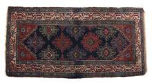 Antique Hamadan rug, approx. 3.4 x 6.5