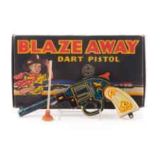 Marx Blaze Away Dart Pistol