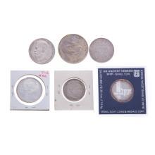 [World] Mixed Silver