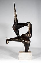 Alfredo Halegua. Abstract sculpture