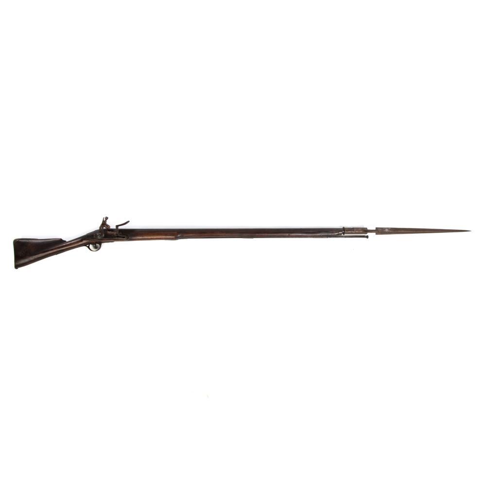 British Brown Bess Long Land Pattern Musket