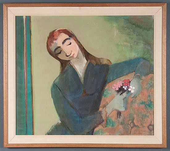 Perna Krick, American, 1909-1991,