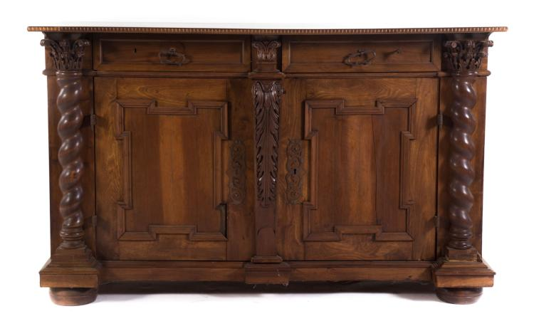 Dutch baroque style buffet for Furniture 4 a lot less