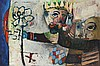 Gershon Rennert. King David, oil on canvas, Gershon Rennert, Click for value