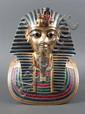 Boehm porcelain King Tut mask
