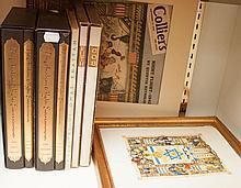 [Judaica] Group of items illus. by Arthur Szyk