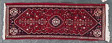 Abadeh runner, approx. 1.10 x 4.11