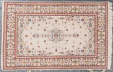Keshan rug, approx. 4.7 x 6.11