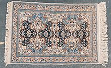 Very Fine Nain rug, approx. 3 x 4.1