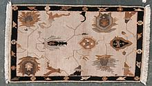 Tibetan rug, approx. 3 x 5.4
