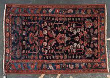 Antique Hamadan rug, approx. 3.11 x 5.8