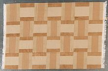 Tibetan rug, approx. 6 x 9