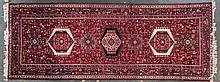Persian Karaja runner, approx. 4.9 x 12.11