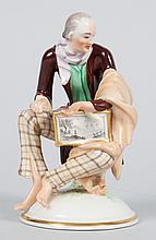 Augarten Wien porcelain figure