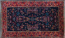 Antique Sarouk carpet, 12.10 x 20