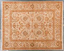 Balkan Oushak rug, 8.3 x 10.1
