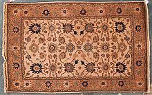 Indo-Mahal rug, approx. 4.2 x 6.6