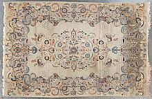 Keshan carpet, approx. 8.4 x 12.3