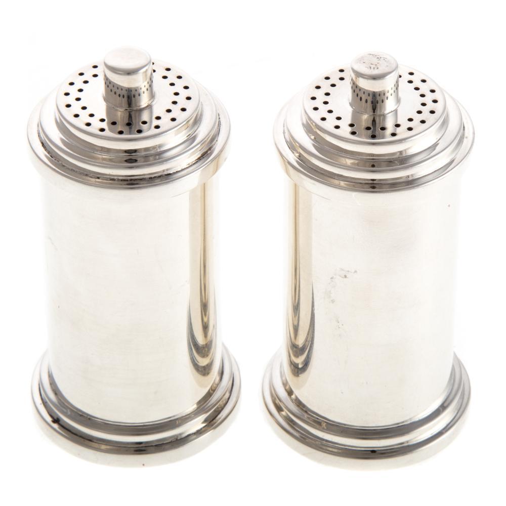 Tiffany & Co. Sterling Salt & Pepper Set