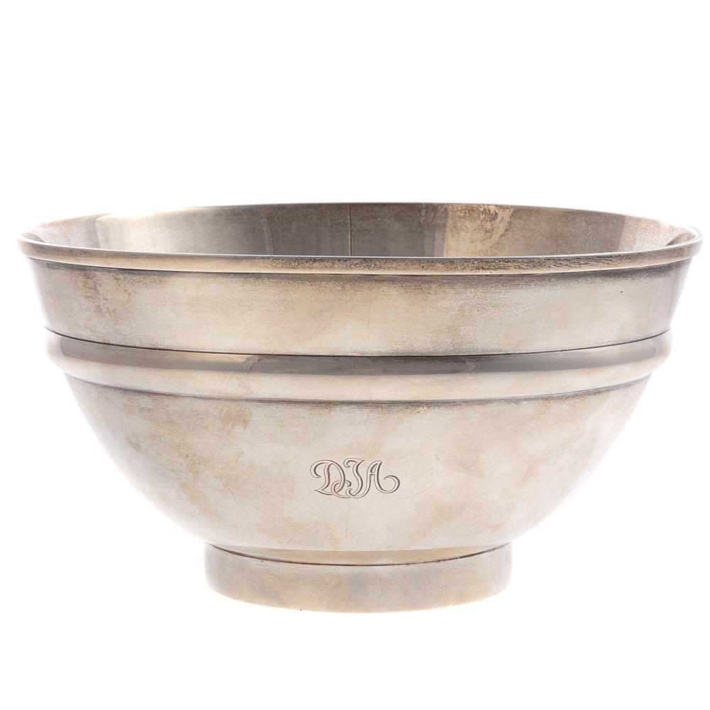 Tiffany Sterling Silver Vegetable Bowl
