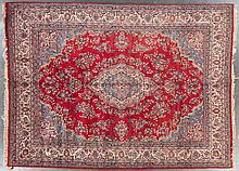 Persian Kazvin carpet, approx. 10.5 x 13.9
