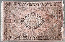 Indo Kashmir rug, approx. 6 x 9