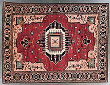 Turkish Serapi carpet, approx. 8.11 x 11.8